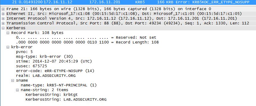 ADS-PyKEK-Exploit-Stage2-KRB5-KRBERR-Packet14
