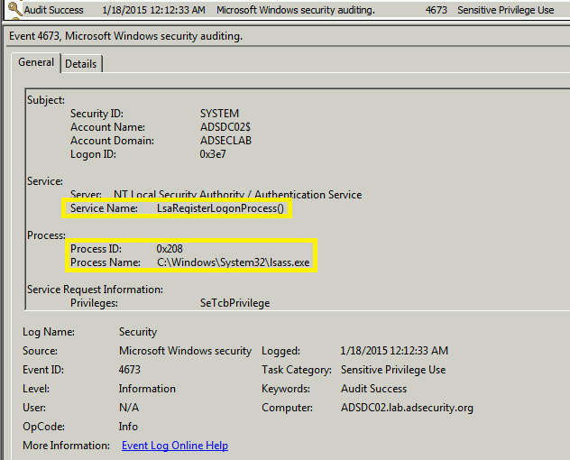 Microsoft Scm Win2016r2 Domaincontroller Securitypliance Policy