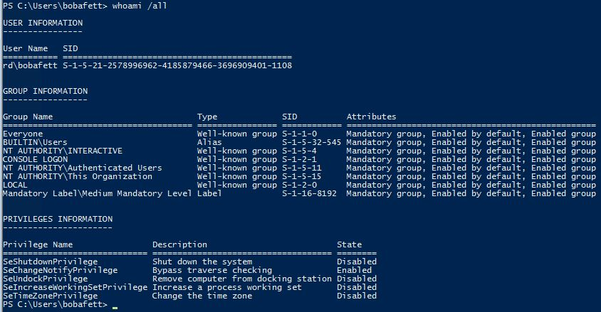Sneaky Active Directory Persistence #15: Leverage