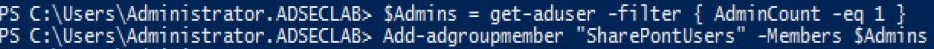 FGPP-AddAdminCount1UserstoSharePointUsersGroup