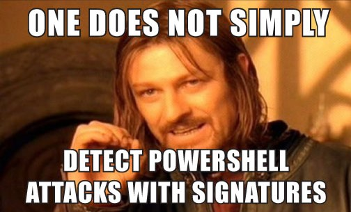 Meme-PowerShell-Detection-Signatures