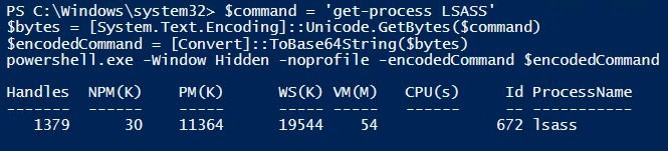PowerShell-EncryptedCommand