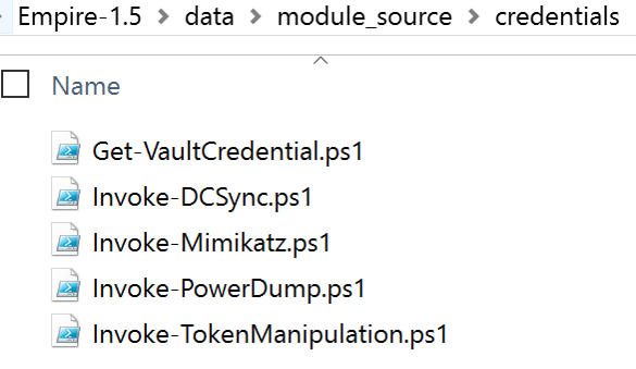 PowerShell-Empire-ZipFile-Contents-Module_Source-Credentials
